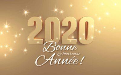 Bonne année 2020 !