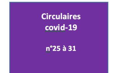 Les dernières infos spéciales Covid-19