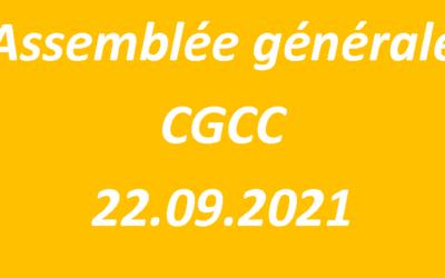 AG CGCC 2021